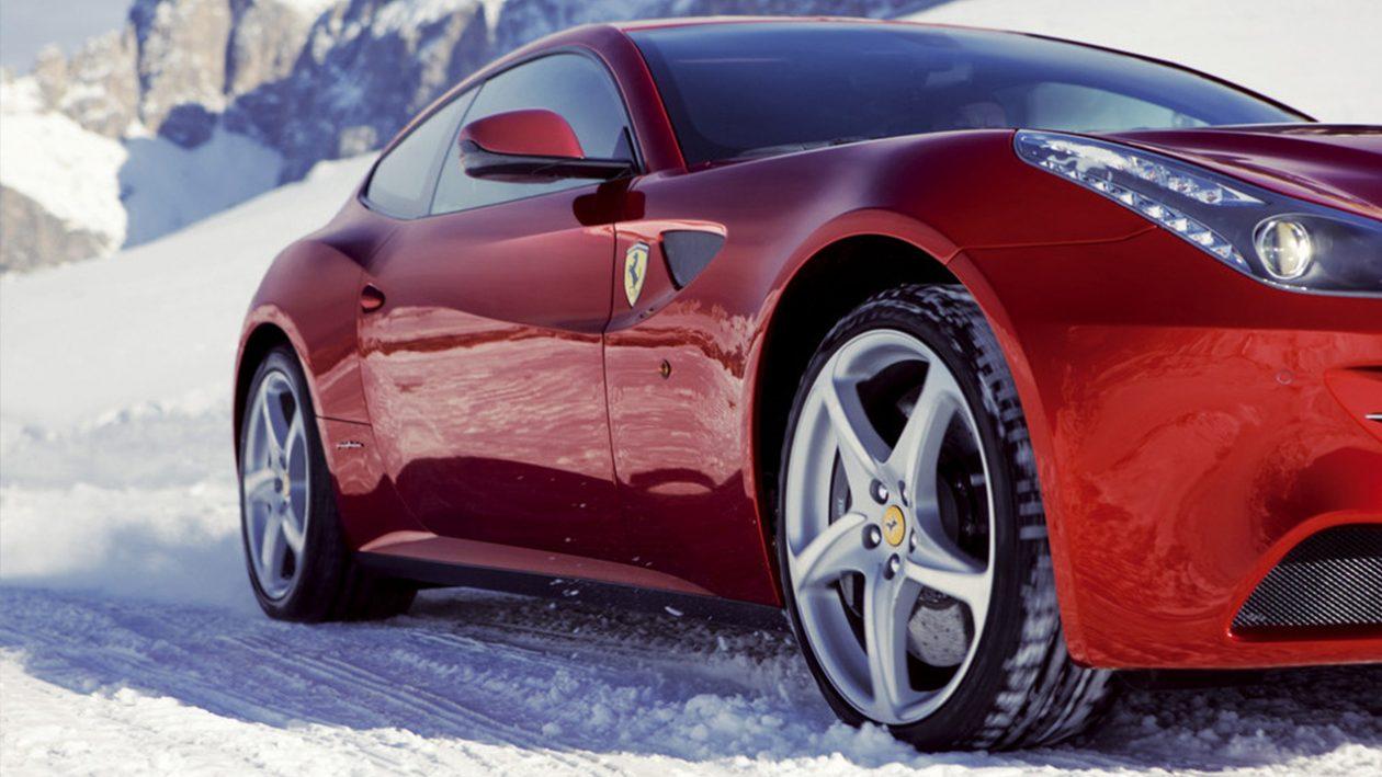 Protejarea masinii iarna
