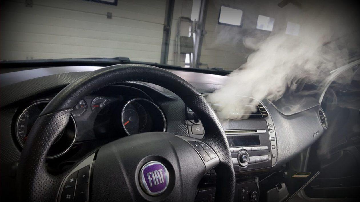 Igienizarea instalatiei de climatizare
