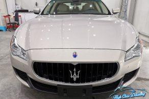 Portofoliu detailing Maserati Quattroporte