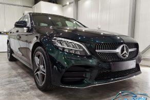 Portofoliu detailing Mercedes C Class
