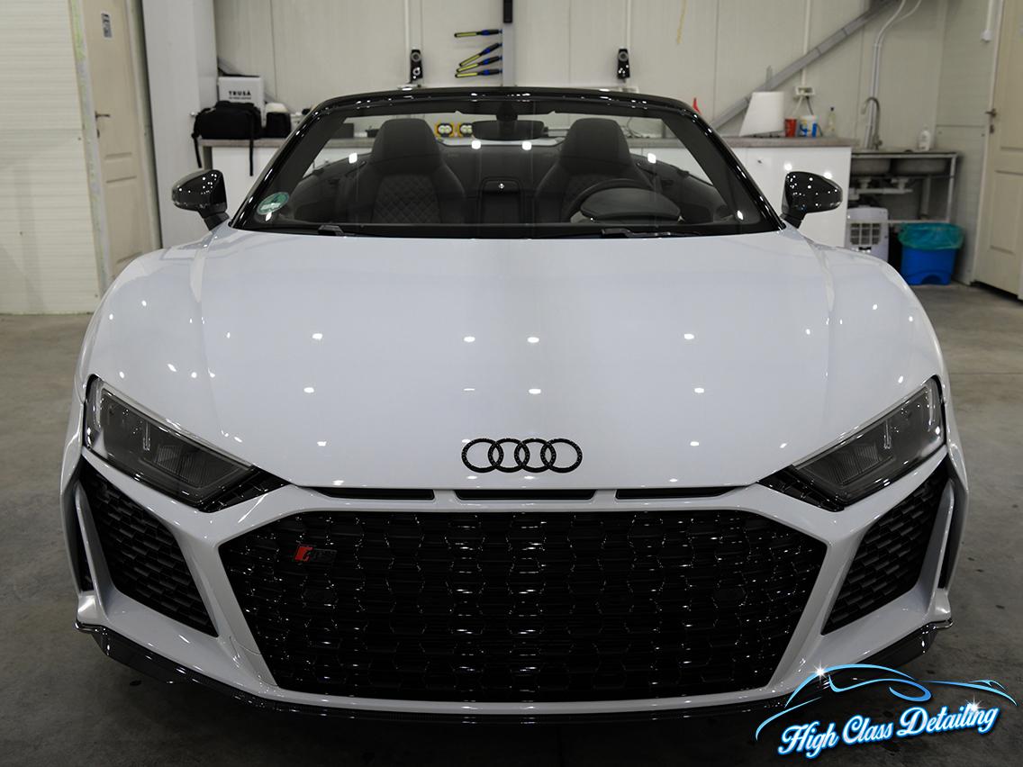 Portofoliu detailing Audi R8