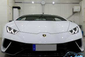 Portofoliu detailing Lamborghini Huracan