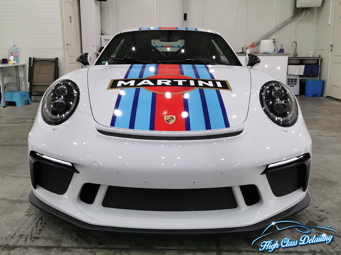 Portofoliu detailing Porsche 911 GT3