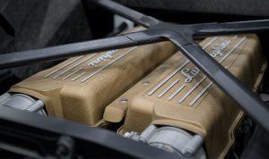 Detailing auto motor