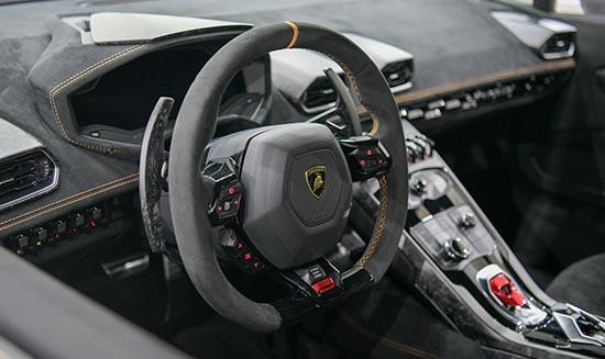 Detailing interior